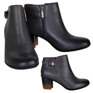 New Dansko perry gray burnished waterproof boots